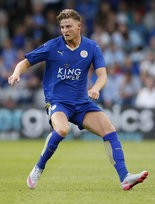 Jack Barmby of Leicester City
