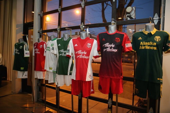 finest selection 8bf56 d5883 Ranking Portland Timbers jerseys in the MLS era: Which one ...