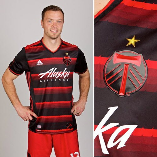 finest selection 74dde 5731c Ranking Portland Timbers jerseys in the MLS era: Which one ...