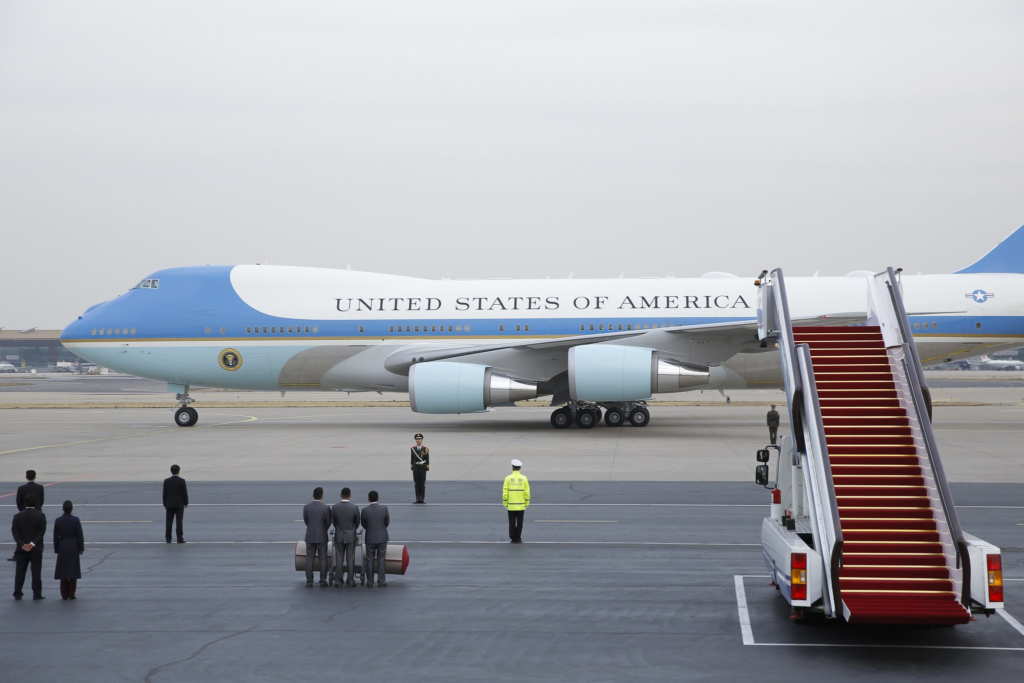 Air Force One's two new refrigerators will cost $24 million