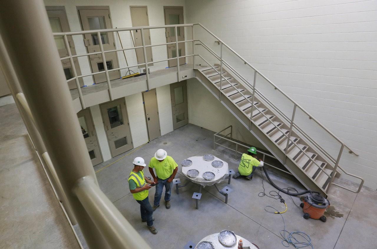Deschutes County sheriff shows off bigger jail - oregonlive com