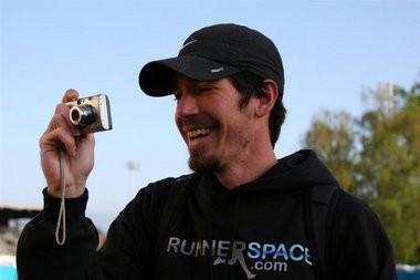 RunnerSpace.com founder Ross Krempley