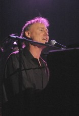 Musician Bruce Hornsby will perform at next week's NCAA Championships