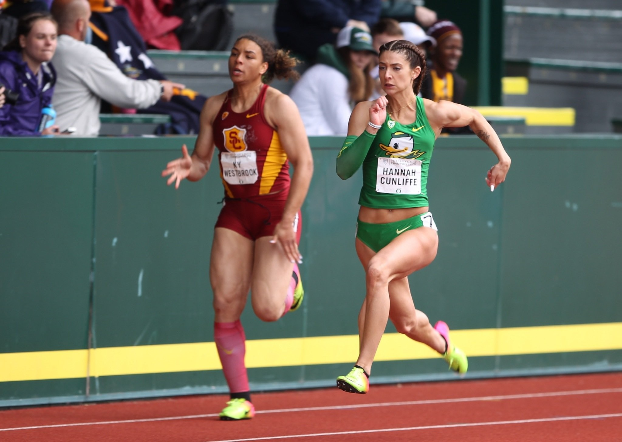Ex Oregon sprinter Hannah Cunliffe is healthy now and ready to run ...