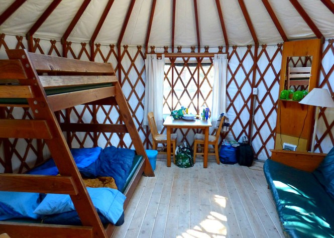 25 places to rent a yurt around Oregon - oregonlive com