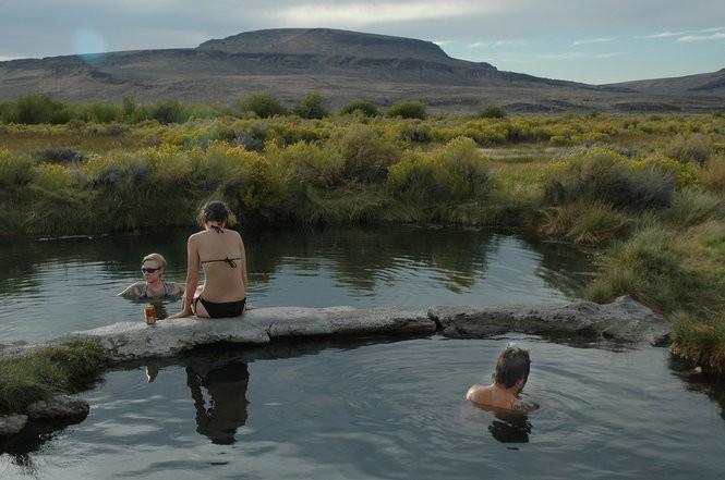 8 free hot springs around Oregon - oregonlive com