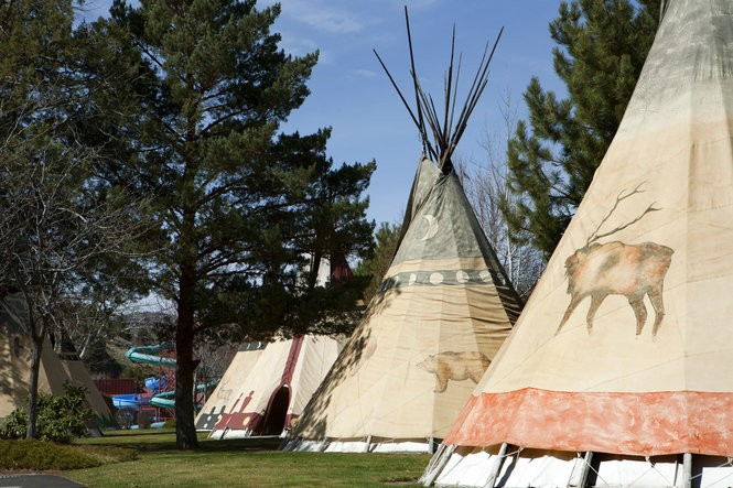 8 places to rent a tepee in Oregon - oregonlive com