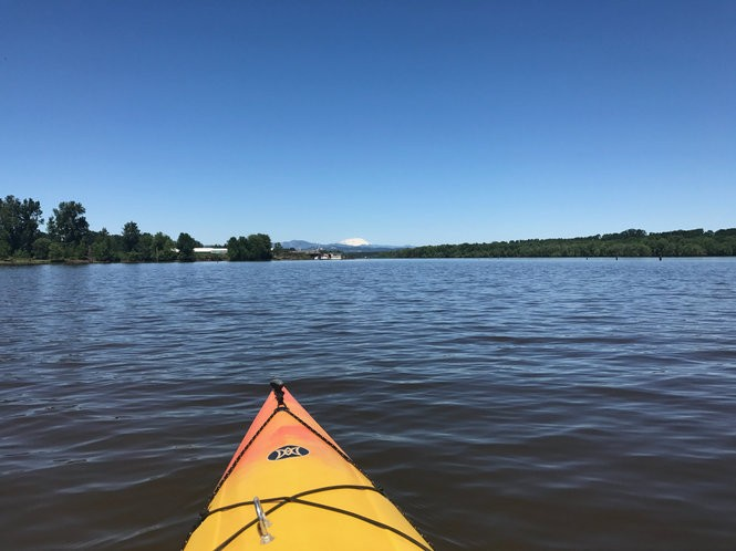 Our favorite places to kayak around Portland - oregonlive com