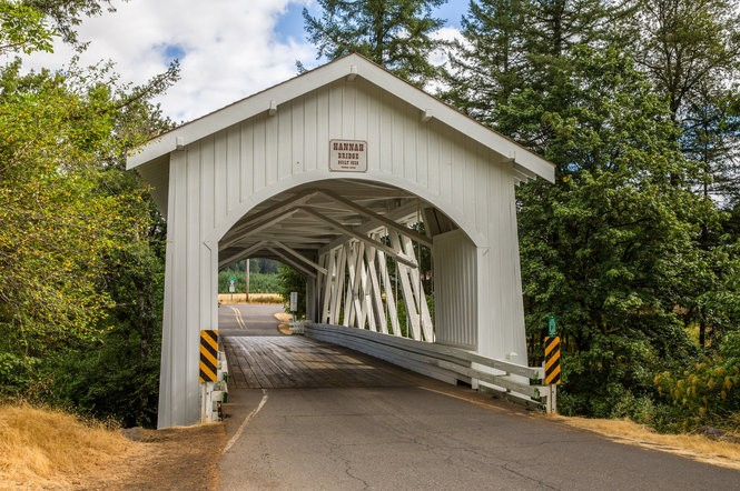 Oregon's 54 covered bridges: A road map to see them all