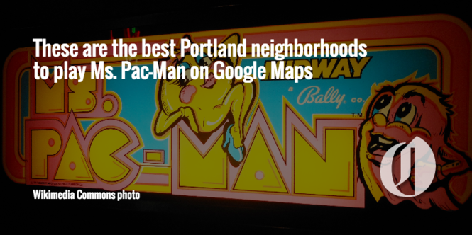 Ms  Pac Man is on Google Maps: Here are the 12 best places to play
