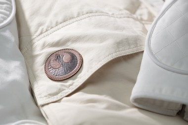 Jackets in Columbia Sportswear's new Echo Base Collection feature the insignia of the Rebel Alliance.