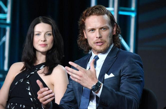Outlander' Season 2: Sam Heughan, Caitriona Balfe spill