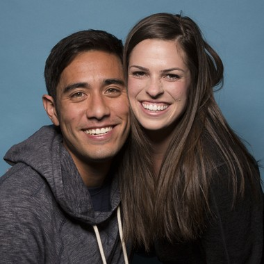 "Portland-area native Zach King, and his wife, Rachel King, who will compete in the new season of ""The Amazing Race."""