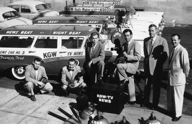 21 memorable TV personalities from Portland's past: Rusty Nails