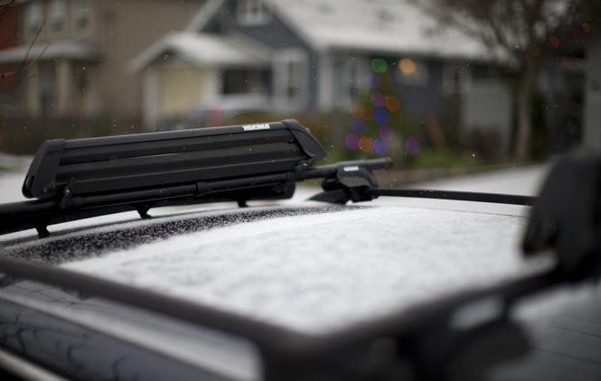 Portland wintry mix updates: Road, weather conditions worsen