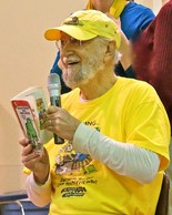 West Linn author Mike Thaler regularly conducts readings from the dozens of children's books he has written in his 53 years as an author.
