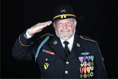 Mike Groff is 73 and lives in Lebanon, Pa. He served from 1966 to 1969.