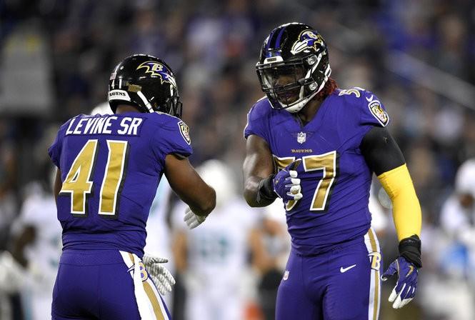 aeec46e5 Baltimore Ravens position review: Linebackers provide rare star ...