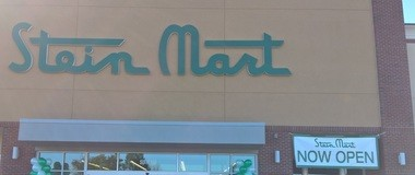 Stein Mart has opened on the Carlisle Pike.
