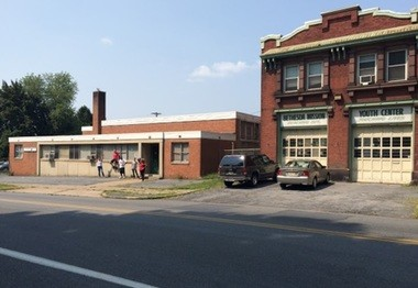 Bethesda Mission is expanding its community center and will will redevelop two buildings on Herr Street in Harrisburg.
