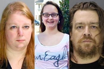 Grace Packer's life allegedly ended amid the evil deviancy and cold indifference on the part of her adopted mother, Sara Packer, and her boyfriend, Jacob Patrick Sullivan, back in July in a rented house in Bucks County.