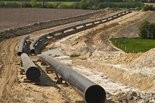 Some natural gas pipeline companies are applying for eminent domain status in Pennsylvania.