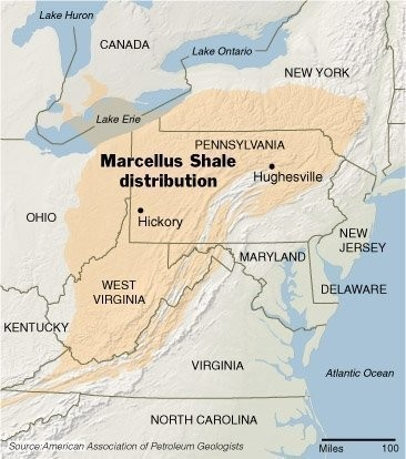 Opponents of the Democratic state committee resolution calling for a moratorium on fracking say the proponents were environmentalists from the southeastern part of the state - far from where shale drilling is taking place.