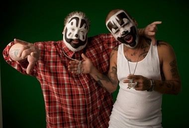 The Insane Clown Posse is performing at The Chameleon Club on May 7.