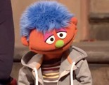 Alex, a new Muppet on Sesame Street, is a kid whose dad is in jail.