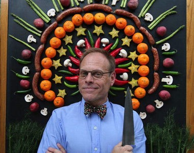 Alton Brown named a Lancaster restaurant as among his favorites in 2016.