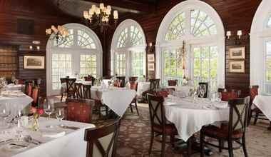 Chef John Leonard serves farm to table fare in the Goodstone's restaurant.