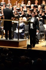 """The Harrisburg Symphony Orchestra performs """"Elijah,"""" featuring tenor Eric Rieger."""
