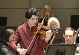 """Violinist Augustin Hadelich joins the Harrisburg Symphony Orchestra for their Feb. 21, 2015 performance of Edouard Lalo's """"Symphonie espganole."""""""