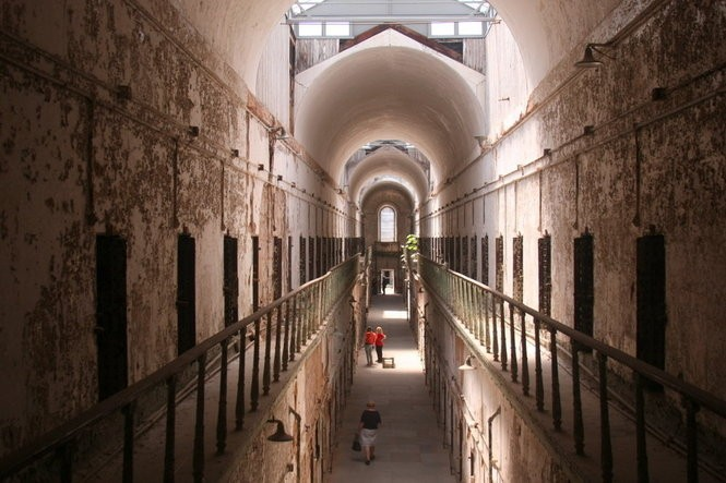 There are few creepier places in Philadelphia than Eastern State Penitentiary.