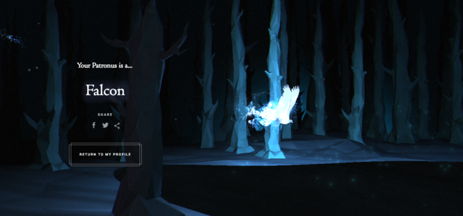What's your Patronus? Pottermore quiz reveals your 'Harry