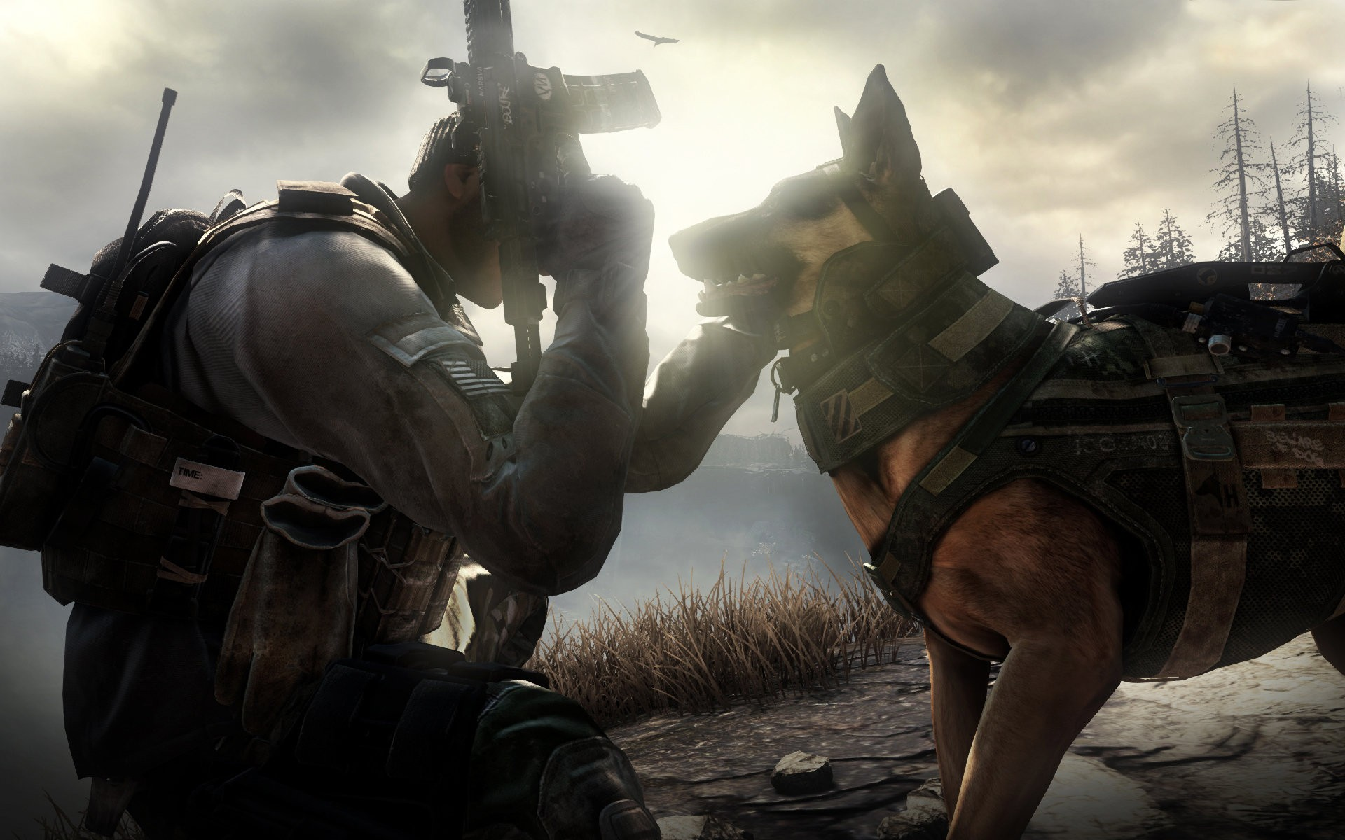 Call of Duty: Ghosts' has a new dog but old tricks - pennlive.com