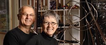 Ron Desmett and Kathleen Mulcahy