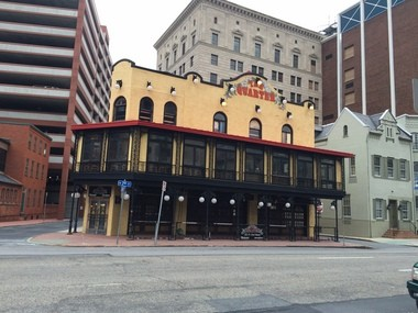 The Quarter restaurant in Harrisburg has been purchased by a group of investors from New York City.