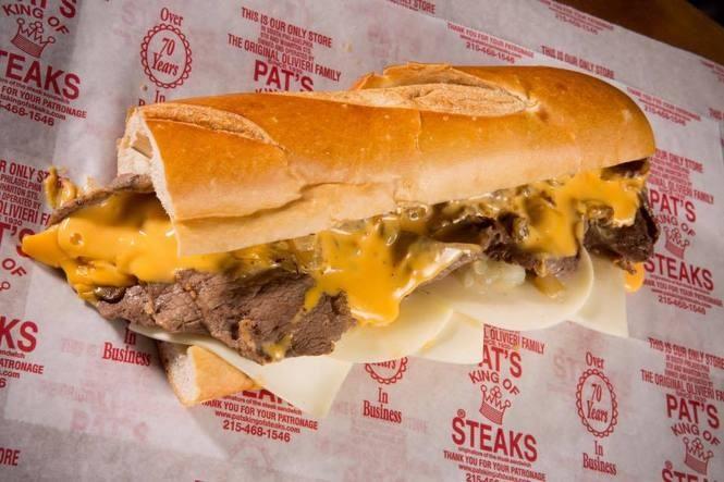 10 best Pennsylvania cheesesteaks via USA Today readers