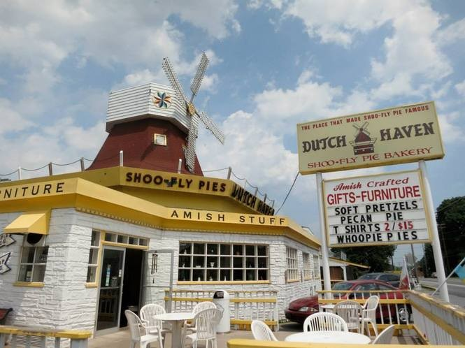15 Restaurants In Pennsylvania With Quirky Landmarks
