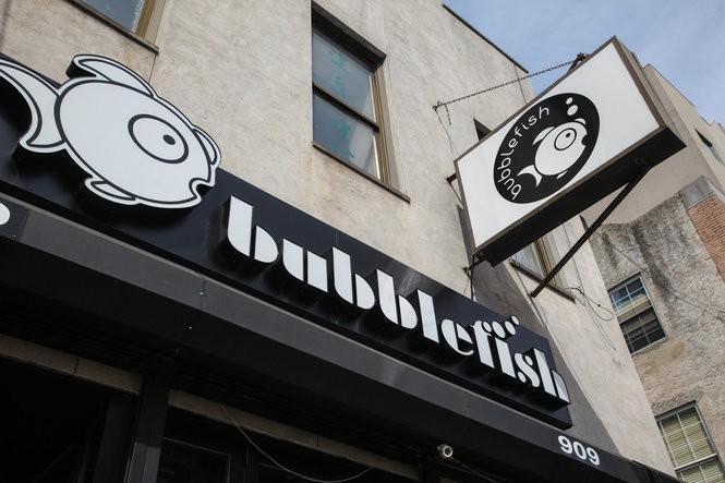 Bubblefish in Chinatown, Philadelphia. Julia Hatmaker | jhatmaker@pennlive.com
