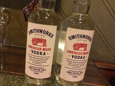 Smithworks Vodka made its debut in Pennsylvania on July 8 with an appearance by country singer Blake Shelton at the Hummelstown Fine Wine & Good Spirits Premium Collection Store.