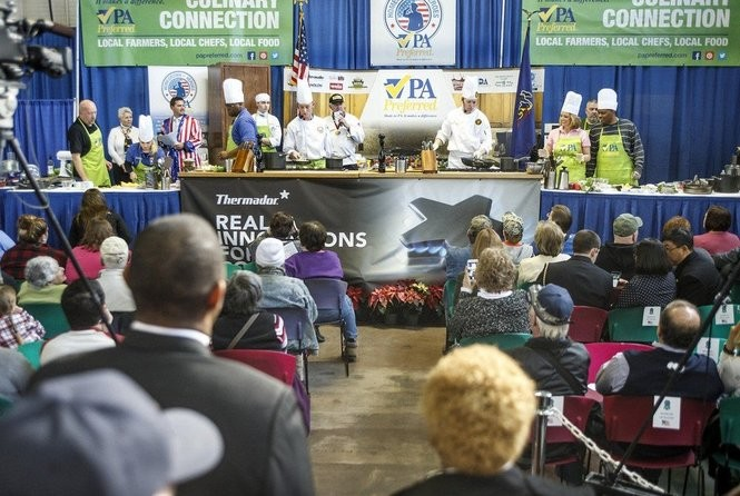 PA Farm Show 2018 schedule: From Food Network's Alex