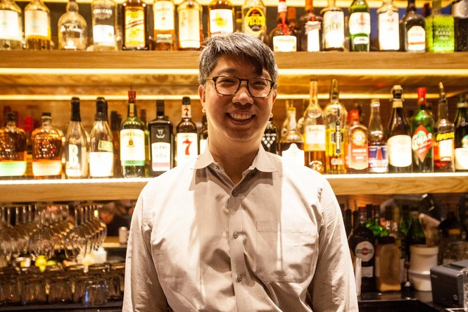 Gabe Foo, co-owner of Suga near Rittenhouse Square in Philadelphia. Julia Hatmaker | jhatmaker@pennlive.com