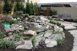 The Pennsylvania Home Show is hoping to stage more of this kind of landscaping display at future shows.