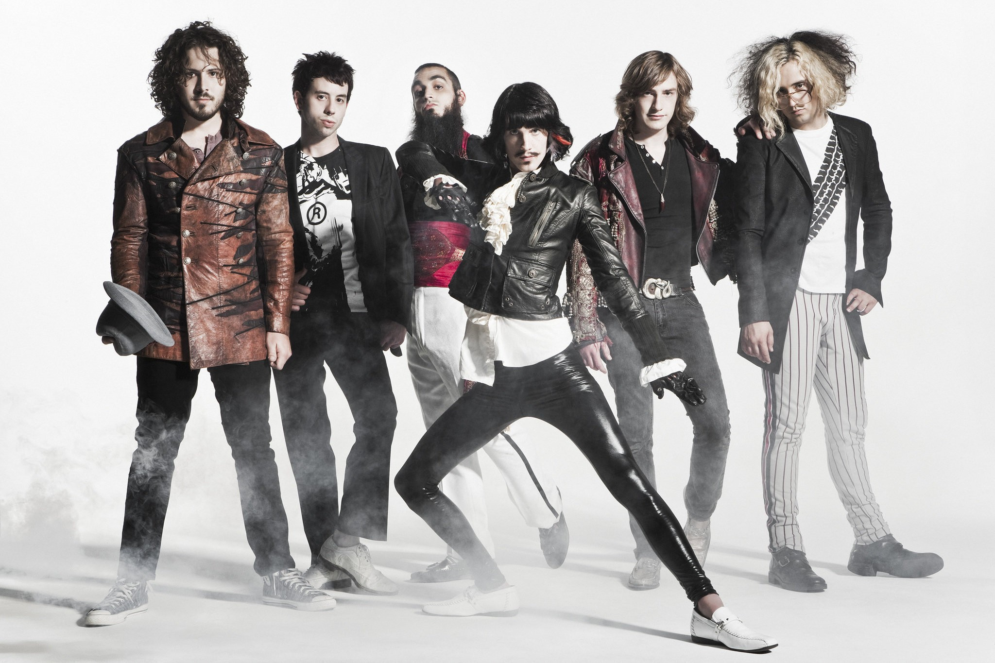 Foxy Shazam's Eric Nally talks about LAUNCH, eating cigarettes and being a  wild man - pennlive.com