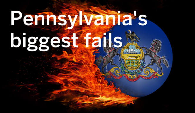 The 21 biggest fails in Pennsylvania history, from whiskey