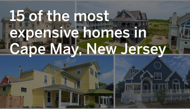 Astonishing 15 Of The Most Expensive Homes In Cape May New Jersey Home Interior And Landscaping Mentranervesignezvosmurscom