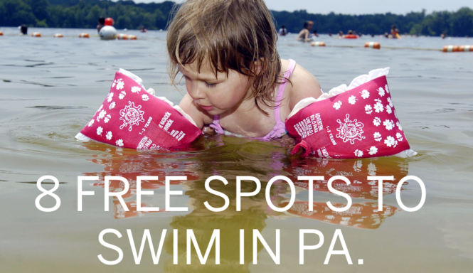 8 free places to swim, splash in Central Pa  - pennlive com