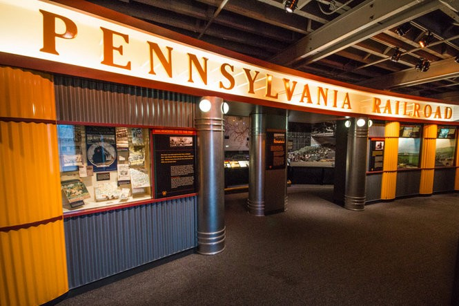 The Railroaders Memorial Museum offers a look at the history of railroading at its effect on the citizens of Altoona.